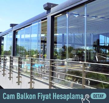 Cam Balkon Fiyat Hesaplama